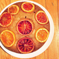 Baking for Fun: Blood Orange Upside-Down Cake, Cookies & Cream Birthday Cake! + those Salty Chocolate Chip Cookies you've heard so much about!